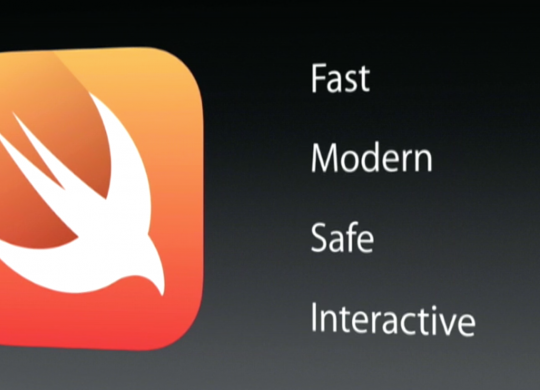 Swift is a new object-oriented programming language