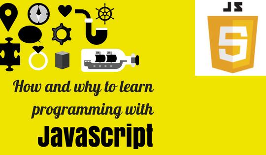 Why choose Javascript as first programming language
