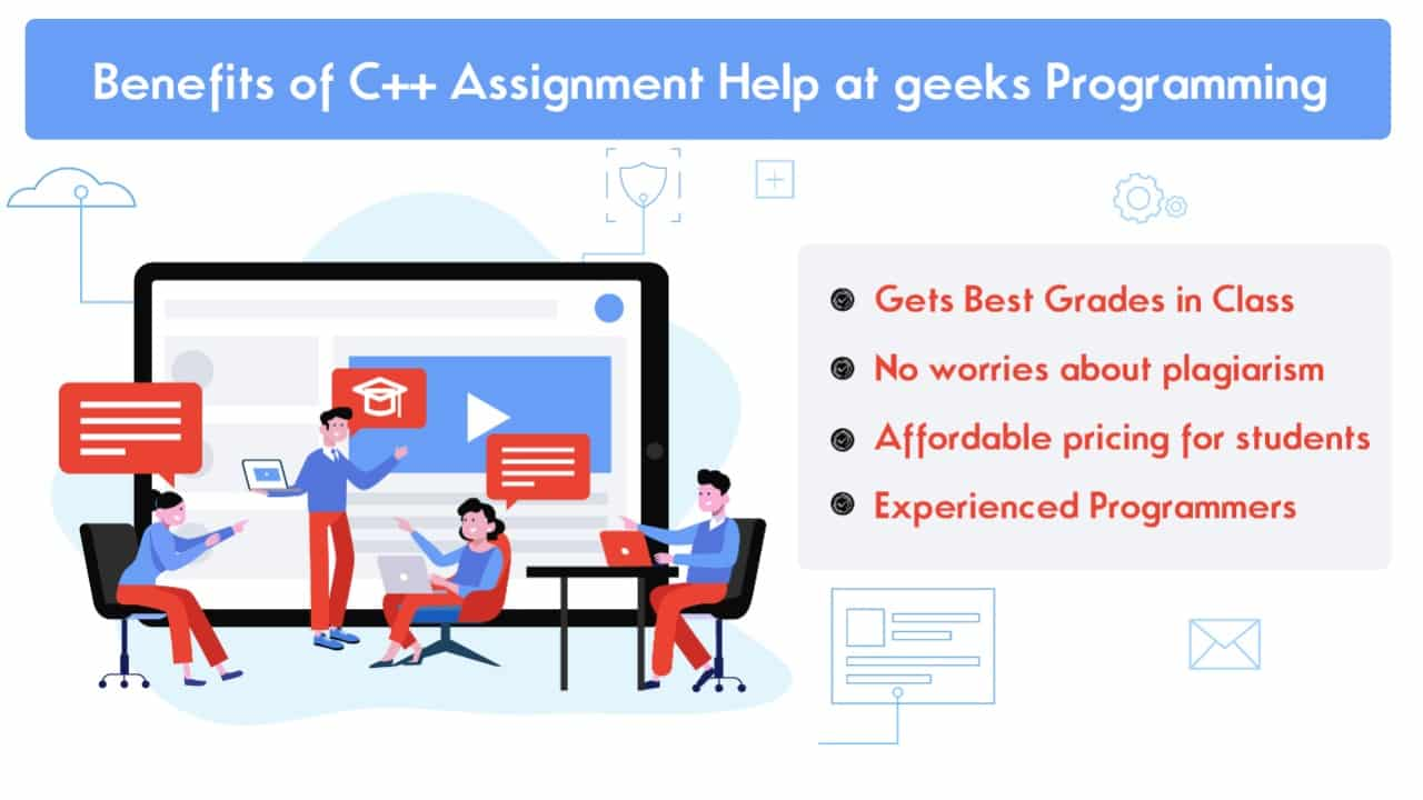 C++ Programming Homework Help, C++ Assignment Help