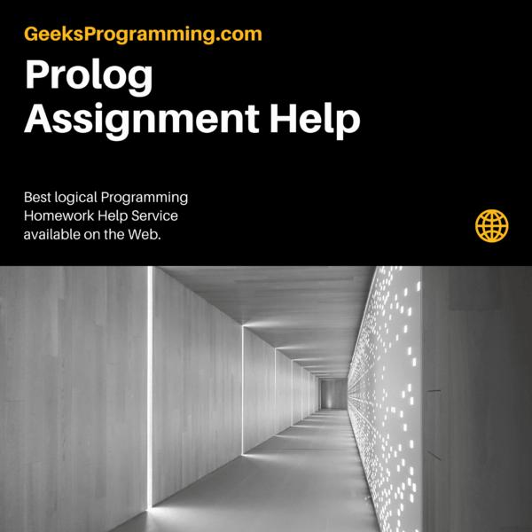 Prolog Programming Assignment Help