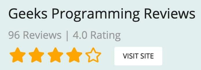 GeeksProgramming Reviews on Mamma.com